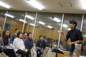 Yataro at WSCS