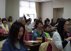 GONZAクラスWS・日本人の宗教観でゴスペルと向かい合う。