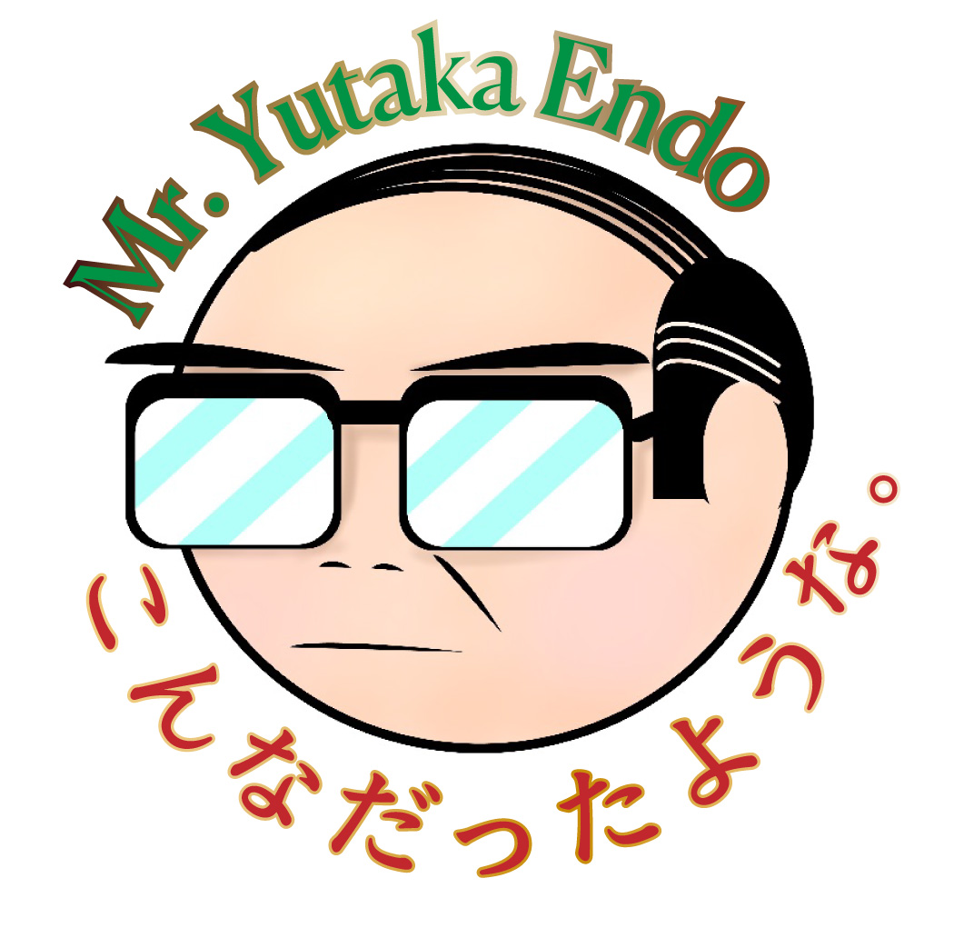 Mr.Yutaka-Endo-遠藤豊